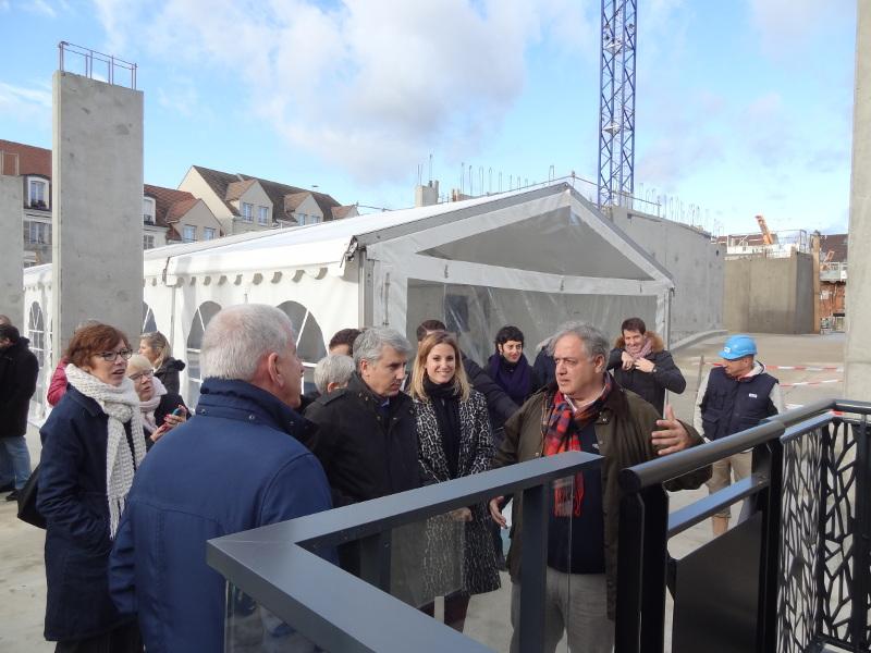 DSC02385Carré Balzac _ Présentation témoin de façade