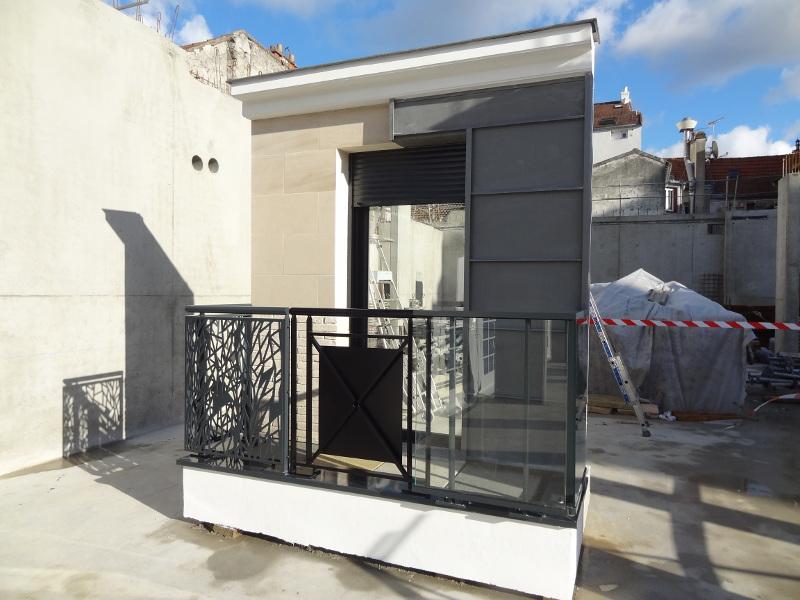DSC02388Carré Balzac _ Présentation témoin de façade