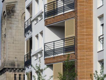 Réalisation Immeuble_Saint Denis_Ausia_Architecte
