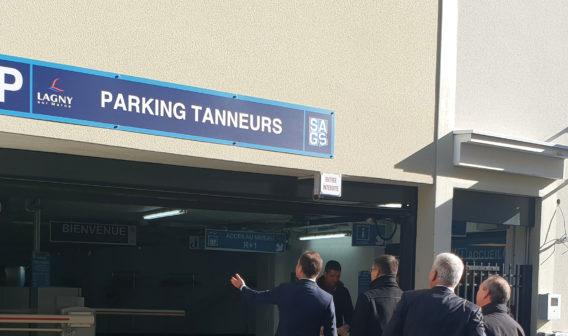 Parking Publique TANNEURS